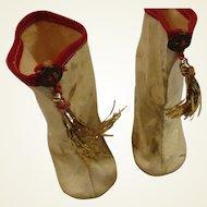 Doll Majorette Boots