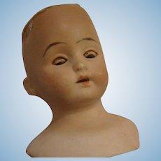 Antique Doll Shoulder Head