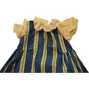 1950's Large Doll Dress