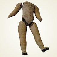 Darling Antique Compo French Mignonette Body