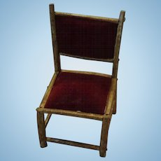 Very nice Antique Doll Small Chair