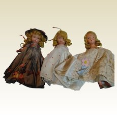 Another Set of Storybook Dolls---Free Shipping