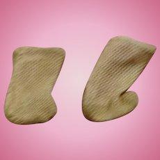 Antique Dusty Rose Socks