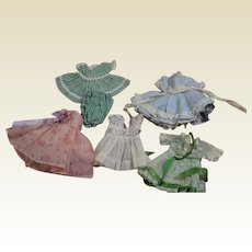 """Cute 8"""" doll Dresses   Free Shipping"""