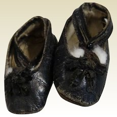 Antique Baby or Doll Shoes