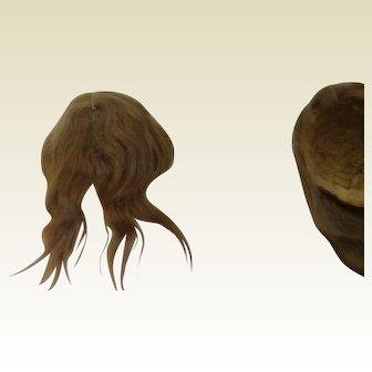 Antique Wig in Good Condition