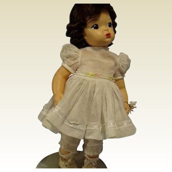 Terri Lee Doll in Southern Belle Costume, Excellent Condition