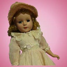 Very Lovely Hard Plastic Doll