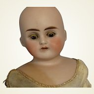 "15"" Alt Beck and Gottschalk Doll With Turned Head"