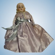 Heubach Doll, marked with Horseshoe