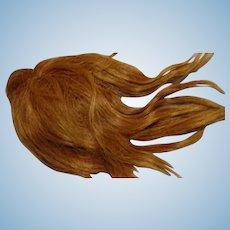 Vintage Imsco Human Hair Wig size 10/11
