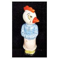 Vintage Japan Standing Chicken Figural