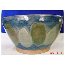 South Carolina Pottery Decorative Bowl