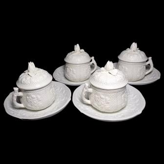 Mottahedeh Pot De Crème Set