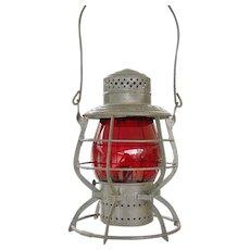 Oregon Railway & Navigation Co. 1897 Railroad Lantern