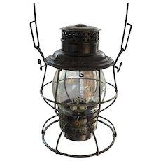 Pennsylvania Railroad Lantern