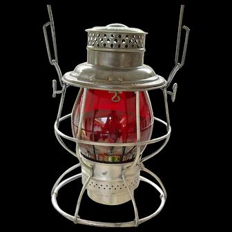 Texas & Pacific Adlake Reliable Lantern