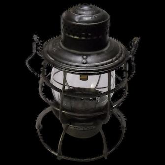Northern Pacific Armspear Tall Globe Lantern