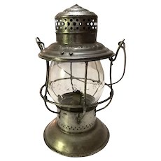 "Cleveland, Cincinnati, Chicago & St. Louis Railway ""Adlake"" Switch Lantern"