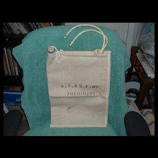 Santa Fe(AT&SF Ry)Water Bag