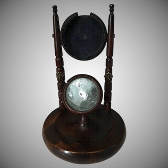Antique Victorian Pocket Watch Stand