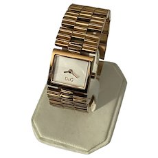 Dolce and Gabbana Lady's Watch