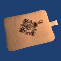 Vintage 10K Gold Pendant and Brooch