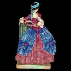 Royal Doulton Figurine: Kate Hardcastle; Pattern No. HN1861