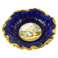 Antique Serving Centerpiece Bowl Rosenthal R&C Bavaria ca 1898