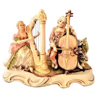 Vintage Ardalt Lenwile Light Music Box Musical Figurines