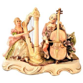 Vintage Ardalt Lenwile Light Music Box Musical Figurines