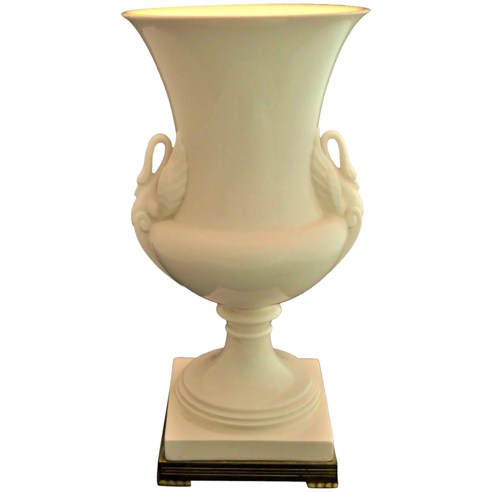 Picture of: Dav Art Ny Lenox Vintage Art Deco Torchiere Table Lamp The Front Porch Antiques Ruby Lane