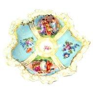 Von Schierholz Pin Dish Angelica Kauffman Style