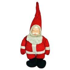 """Tall Plush Santa Claus 42"""""""