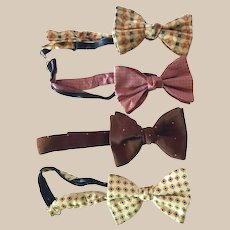 1920s Original AdjustoTie Bow Tie