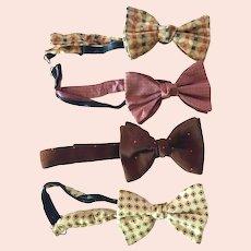 50% off Shop from Home Sale 1920s Original AdjustoTie Bow Tie