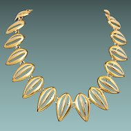 Anne Klein Cleopatra Style Necklace