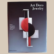 Art Deco Jewelry Modernist Masterworks and Their Makers by Evelyne Posseme
