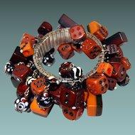 Early Plastic Dice Expansion Bracelet
