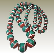 Early Clay Native American Trade Beads final REDUCTION SALE