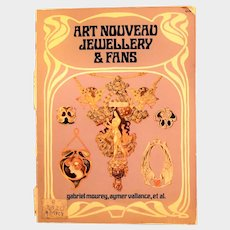 Art Nouveau Jewelry and Fans Reference Book