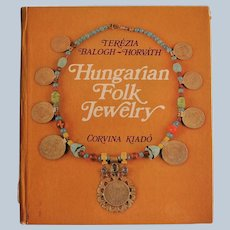 Collectors Guide to Hungarian Folk Jewelry - Very Rare