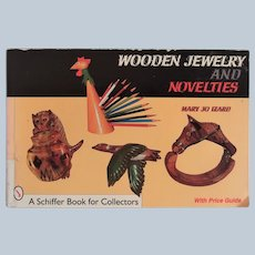 Schiffer Collectors Book: Wooden Jewelry and Novelties