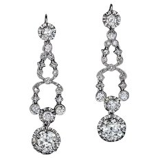 166f006a2c730 Vintage Earrings | Ruby Lane