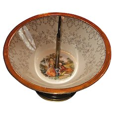 Sabin Gold Crest bowl