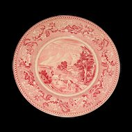 Johnson Bros. Co. bread and butter plate