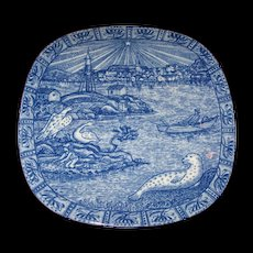 Rorstrand China Co. Collectors Plate