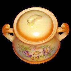 Sugar Bowl with lid