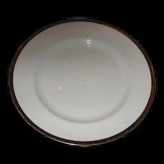 Royal Victoria fine bone china  4 cake or salad plates