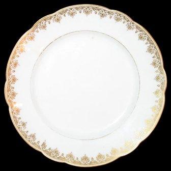 L Bernardaud & Co. Limoges cake plates